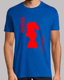 SE Red Knight / Caballo Rojas Especial - HUMAN CHESS
