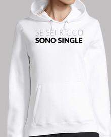 Se sei ricco sono single