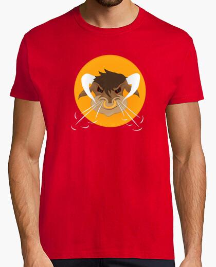 Camiseta sé valiente