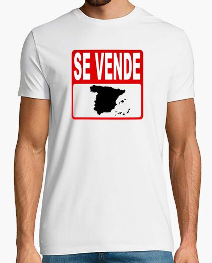 Camiseta Se vende ESPAÑA