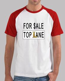 Se vende TOP lane 2