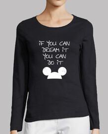 se you can sognare che you can farlo