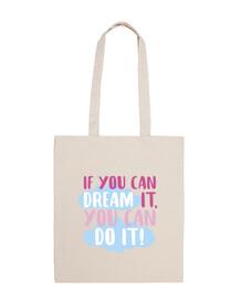 se you can sognare, si can fare!