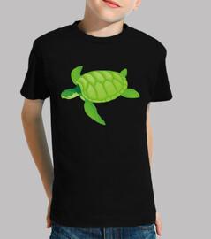 sea turtle / ecologist