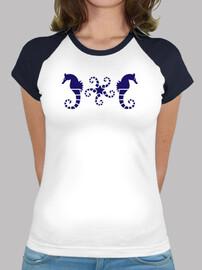 seahorse and starfish 2