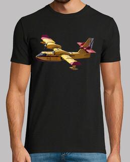 seaplane / hyper realistic