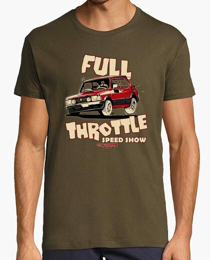 Tee-shirt seat 127 fura pleins gaz
