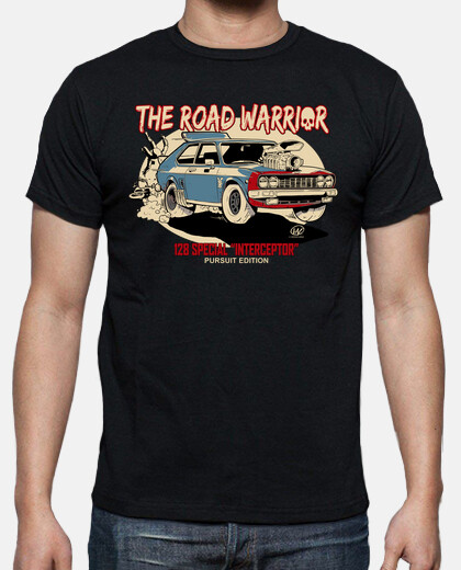 seat 128 the road warrior