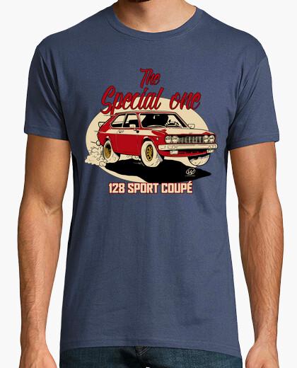 Camiseta SEAT 128 The Special One Rojo