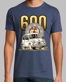 SEAT 600 BLANCO