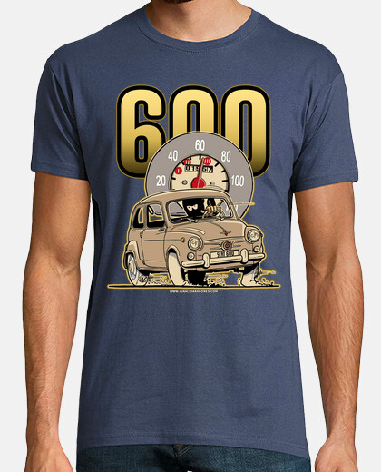 SEAT 600 OCRE