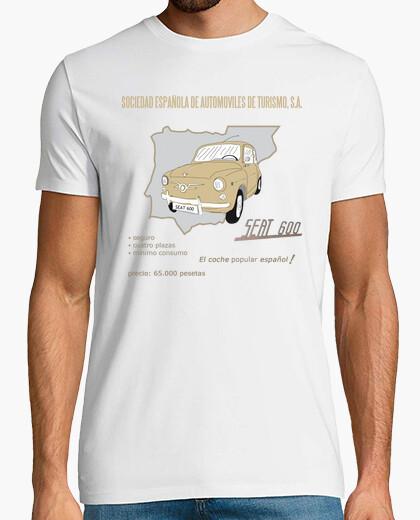 Camiseta SEAT 600 (Seiscientos)