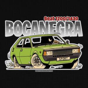 Camisetas SEAT BOCANEGRA VERDE