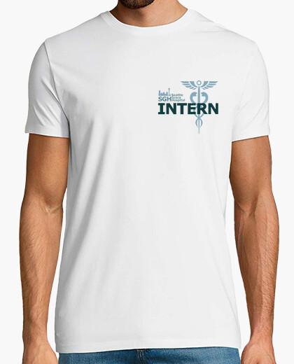Camiseta Seattle grace Interno II | Anatomía de Grey - chico