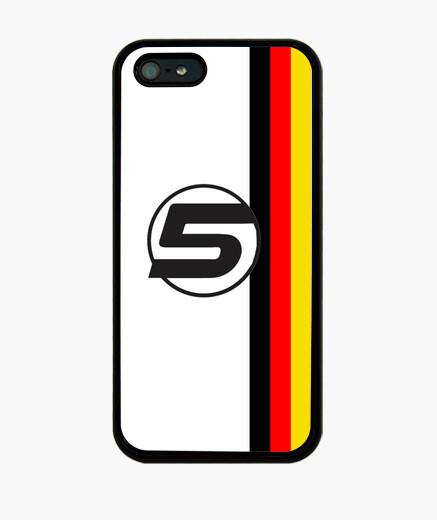 Funda iPhone Sebastian Vettel #5