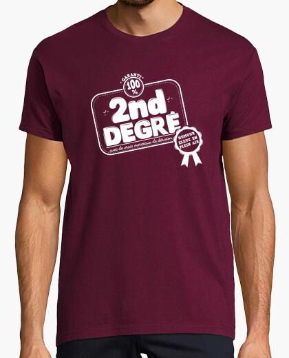 Tee-shirt Secon Degré
