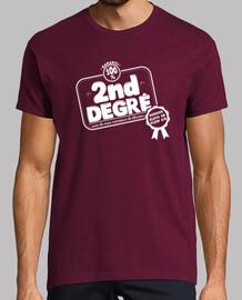 second degree