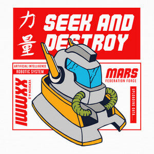 Camisetas Seek and Destroy