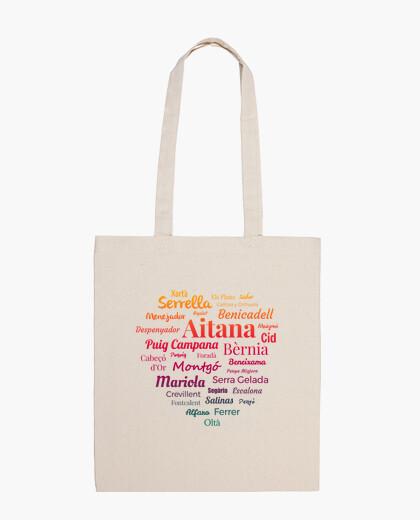 Borsa seghe per sacchetti di tela di alicante # 3