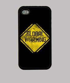 segnale di pericolo: riscaldamento glob