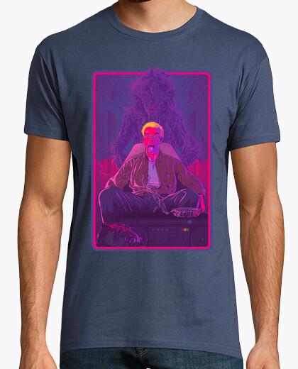 Camiseta Seguir a Colin (Black Mirror)