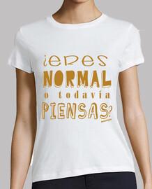 Sei normale o pensi ancora? malavirg
