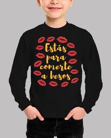 sei per mangiare con i baci?