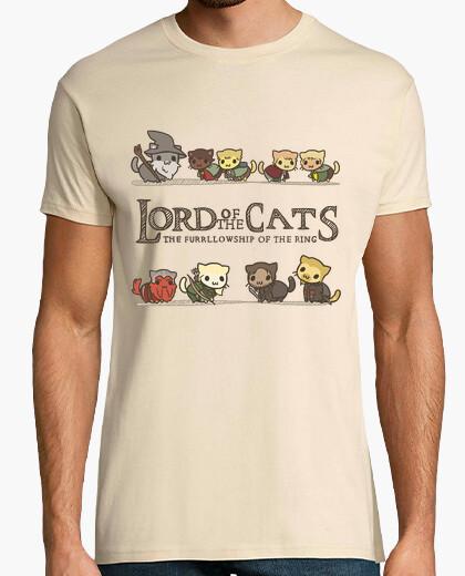 Tee-shirt seigneur des chats