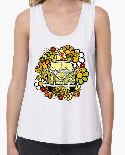 T-Shirt sein hippie