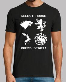 Select House, Press Start! (dark)