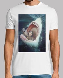 Selfie Chica Tiburon