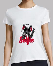 Selfie frenchie