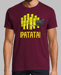 selfie patata