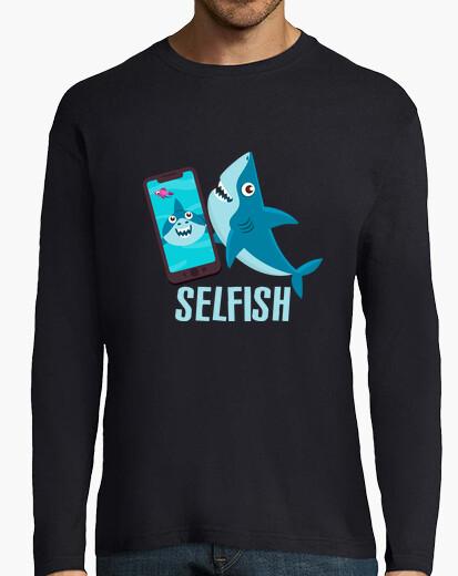 Tee-shirt Selfish