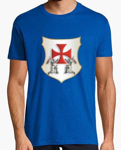 Camiseta sello templario