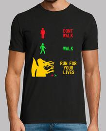 Semáforo primigenio - run for your lives