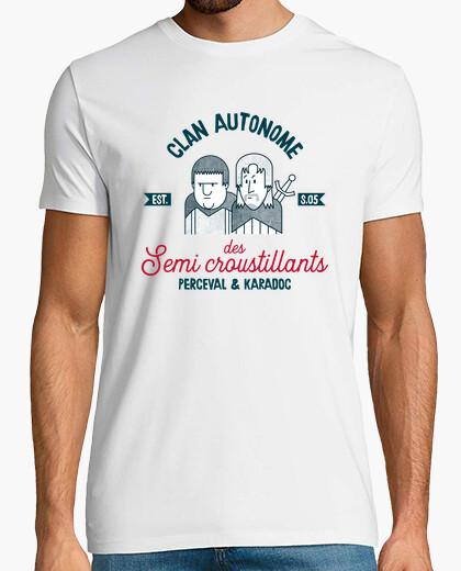 Tee-shirt Semi croustillants