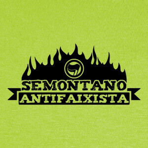 T-shirt Semontano Antifaixista