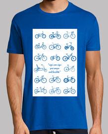 Sempre amb bici fons blanc