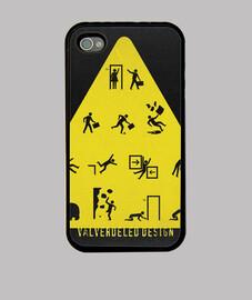 SEÑALHUMOR iPhone 4/4s. Premium