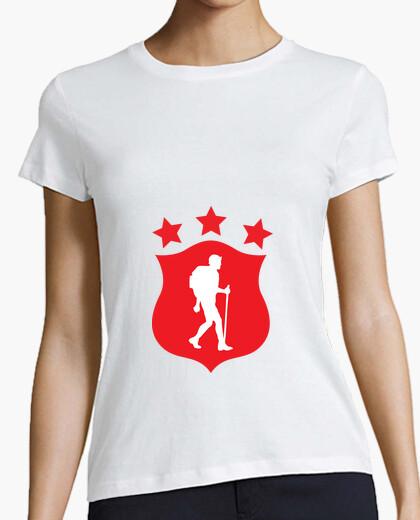 Camiseta senderismo / excursionista