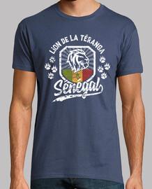 Sénégal Lion de la Téranga