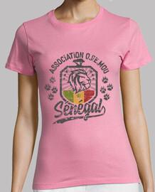 Sénégal Lion de la Téranga OReMou