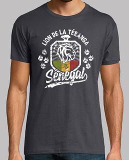 senegal lion of teranga