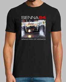 Senna Monaco GP 1984