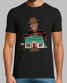 señor. camisa de barrio kruegers para hombre