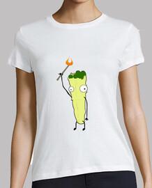 señoras kamakaze camiseta