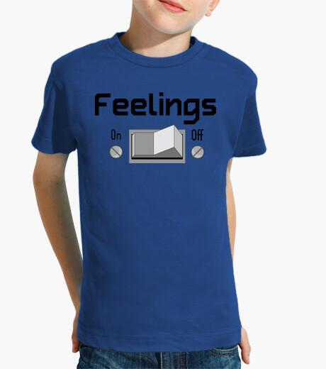 Vêtements enfant sentiments