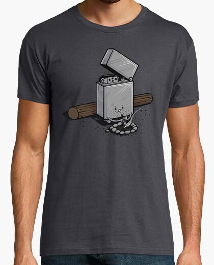 T-shirt senza carburante