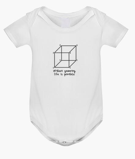Abbigliamento bambino senza la geometria vita è inutile